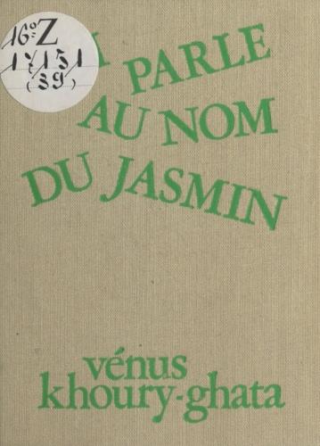 Qui parle au nom du jasmin ?
