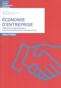 Vera Friedli et Renato Müller Vasquez Callo - Economie d'entreprise - Solutions.