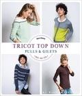 Vera Sanon - Tricot top down - Pulls & gilets.