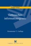 Verbraucherinformationsgesetz.