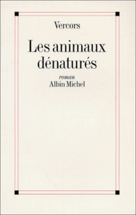 Est-il prudent de télécharger des livres en ligne? Les animaux dénaturés 9782226074737 en francais par Vercors ePub PDF