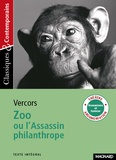 Vercors - Zoo - Ou l'Assassin philanthrope.