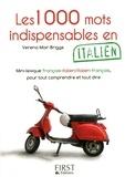 Verena Mair-Briggs - Les 1000 mots indispensables en italien.