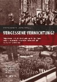 Vergessene Vernichtung - Polnische und Tschechische Angehörige der Intelligenz in den Konzentrationslagern Sachsenhausen zu Beginn des Zweiten Weltkrieges.