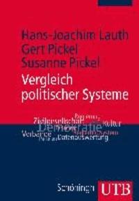 Vergleich politischer Systeme.