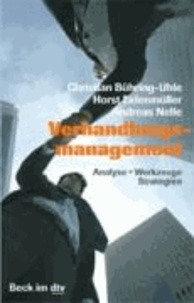 Verhandlungsmanagement - Analyse - Werkzeuge -  Strategien.