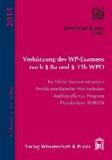 Verkürzung des WP-Examens nach § 8a und § 13b WPO - Fachliche Voraussetzungen, Profile anerkannter Hochschulen, AuditXcellence Program, Pforzheimer FORUM.