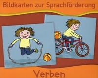 Verlag an der Ruhr - Bildkarten zur Sprachförderung - Verben.