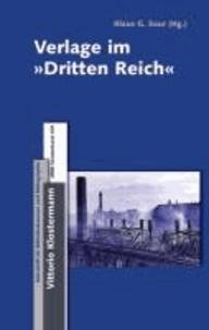 """Verlage im """"Dritten Reich""""."""