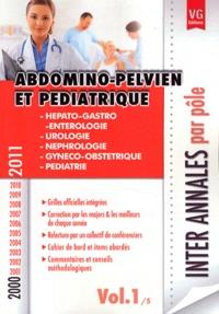 Vernazobres-Grego - Abdomino-pelvien et pédiatrique - 2000-2011.