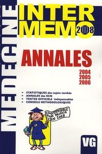 Vernazobres-Grego - Annales 2004-2005-2006.