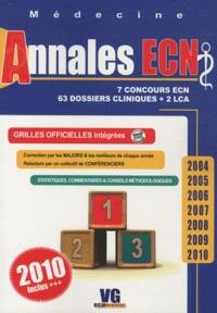 Vernazobres-Grego - Annales ECN 2004-2010.
