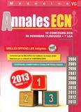 Vernazobres-Grego - Annales ECN 2004-2013 - 10 concours ECN, 90 dossiers cliniques + 7 LCA.