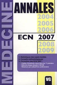 Vernazobres-Grego et Marjorie Sroussi - Annales ECN 2007.