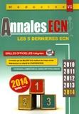 Vernazobres-Grego - Annales ECN 2010-2014 - Les 5 dernières années de l'ECN.