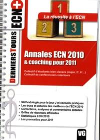 Vernazobres-Grego - Annales ECN 2010 & coaching pour 2011.