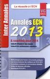 Vernazobres-Grego - Annales ECN 2013 et coaching pour 2014.