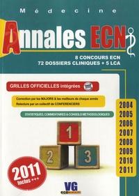 Vernazobres-Grego - Annales ECN Médecine 2004-2011.
