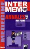 Vernazobres-Grego - Annales ECN par pôles 2004-2008 - Tome 1, Tête et cou, thoracique, pédiatrique.