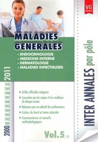 Vernazobres-Grego - Maladies générales - 2000-2011.