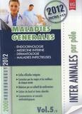 Vernazobres-Grego - Maladies générales - 2000-2012.