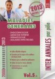 Vernazobres-Grego - Maladies générales - 2000-2013.