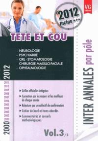 Vernazobres-Grego - Tête et cou - 2000-2012.