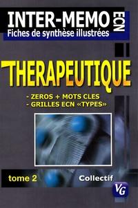 Vernazobres-Grego - Thérapeutique - Tome 2.