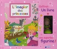 Vernius - Coffret L'imagier des princesses - Avec une figurine.