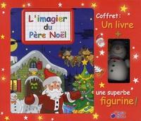 Vernius - Coffret L'imagier du Père Noël - Avec une figurine.