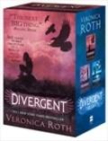 Veronica Roth - Divergent  : Coffret en 3 volumes - Divergent ; Insurgent ; Allegiant.