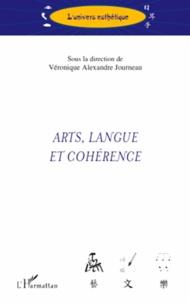 Véronique Alexandre Journeau - Arts, langues et cohérence.