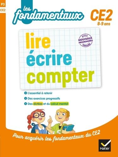 lire, écrire, compter CE2 - Véronique Anderson, Lucie Domergue, Muriel Iribarne, Jean-Claude Landier - Format PDF - 9782401055636 - 5,99 €