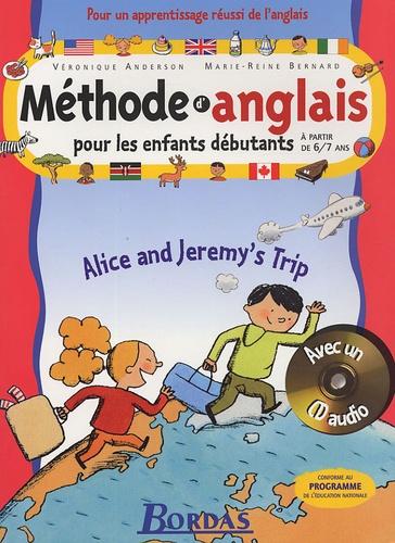 Methode D Anglais Pour Les Enfants Debutants Alice And Jeremy S Trip