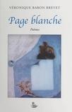 Véronique Baron Brevet - Page blanche.