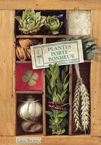 Véronique Barrau - Plantes porte-bonheur.