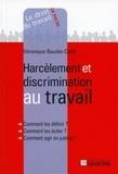 Véronique Baudet-Caille - Harcèlement et discrimination au travail.