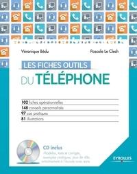 Véronique Bédu et Pascale Le Clech - Les fiches outils du téléphone. 1 Cédérom