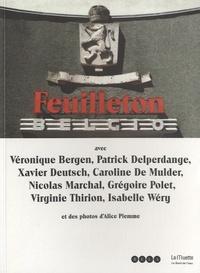 Véronique Bergen et Patrick Delperdange - Feuilleton.
