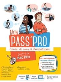 Véronique Blanc - Pass'Pro - Cahier de l'élève.