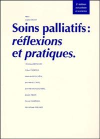 Véronique Blanchet - Soins palliatifs : réflexions et pratiques.