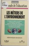 Véronique Boisdon - Les métiers de l'environnement.