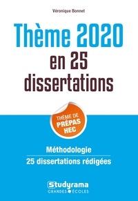 L'animal en 25 dissertations- Sujet des concours EC - Véronique Bonnet |