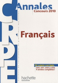 Ucareoutplacement.be Français CRPE - Concours 2010 Image