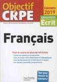 Véronique Bourhis et Fabienne Rondelli - Français - Admissibilité Ecrit.