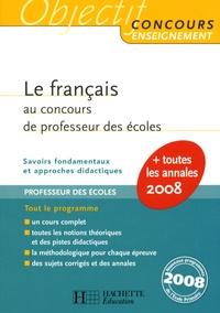 Véronique Bourhis et Laurence Allain Le Forestier - Le français au CRPE.