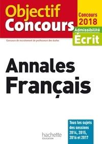 Véronique Bourhis et Laurence Allain Le Forestier - Objectif CRPE  Annales Français.
