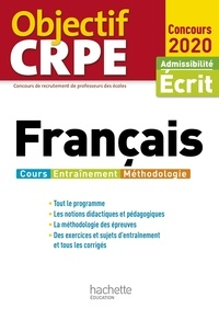 Véronique Bourhis et Laurence Allain Le Forestier - Objectif CRPE Français 2020.