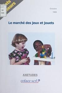 Véronique Brard - Le Marché des jeux et jouets.