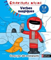 Véronique Calle et Isabelle Nicolle - Verbes magiques CE1.